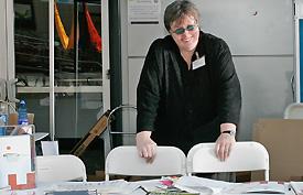 At the 2006 Mayor's Arts Awards.